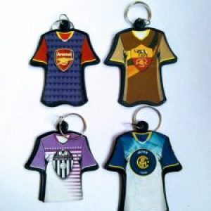 Souvenir Gantungan Kunci Club Bola