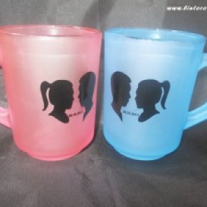 Souvenir Mug Mezo Colour