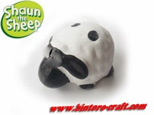 souvenir kambing shaun the sheep