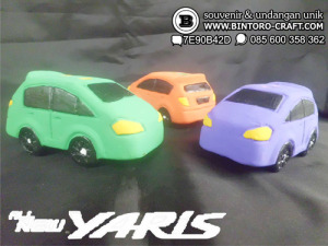 souvenir all new yaris