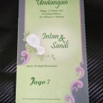Undangan Softcover Go-Green 7