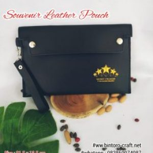 Souvenir Leather Pouch